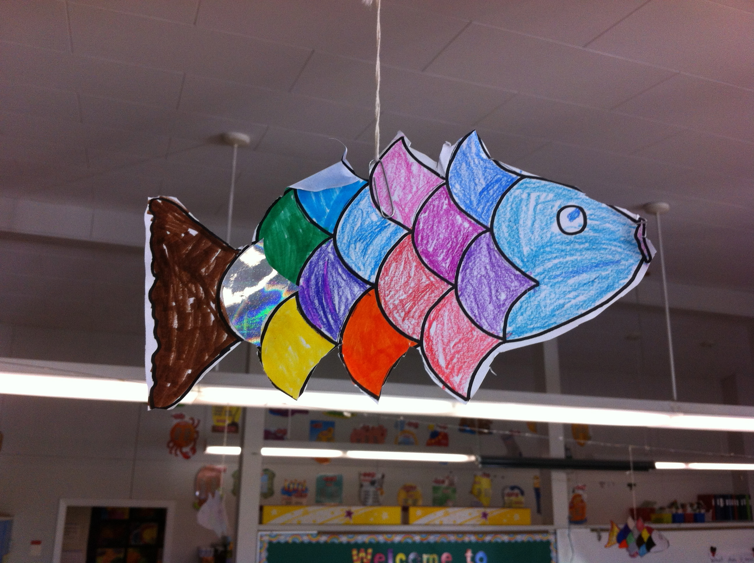 Rainbow Fish Activities Rainbow Fish Activities Posted