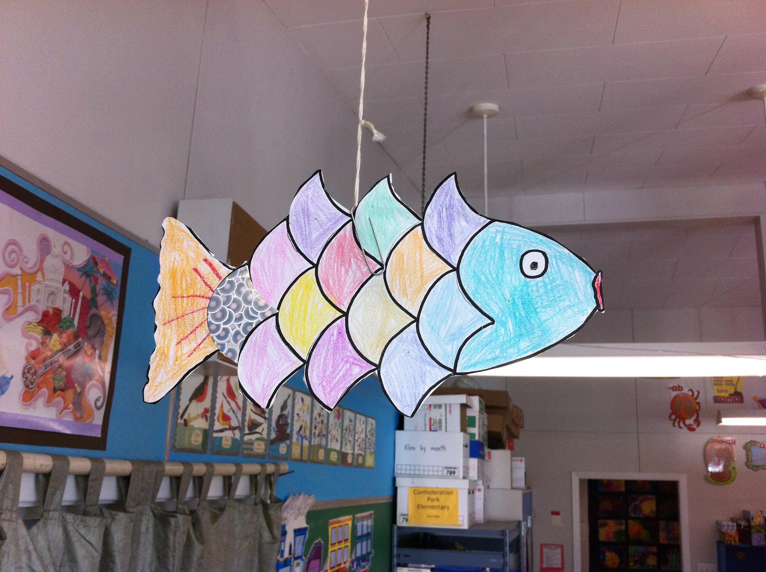 Classroom Hanging Decorations